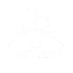 Logo - The Canadian Space Agency